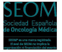 Logotipo Aval Científico SEOM